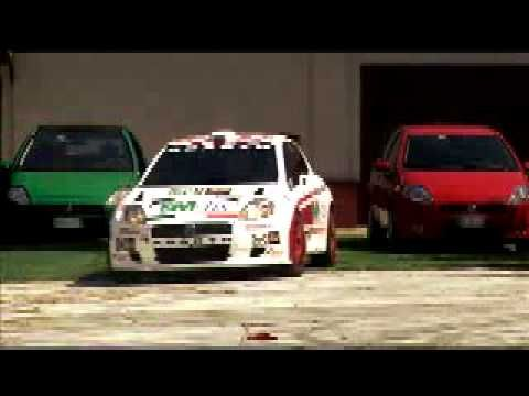 Fiat Punto Abarth | Commercial
