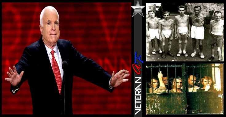 John McCain's Deathbed Secret Just Came About What He Did To Men He Was In Captivity With