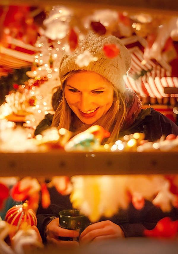 Vancouver Christmas Market. Come experience the magic and drop by the Kathe Wohlfhardt booth and choose an amazing Christmas ornament for this year.
