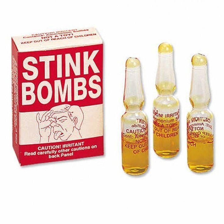 Loftus International Stink Bombs - Pack of 36