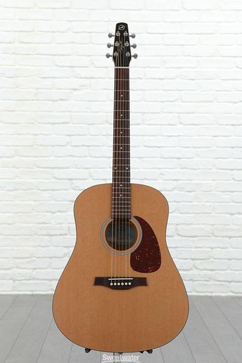 Seagull Guitars S6 Original Cedar - Natural image 3