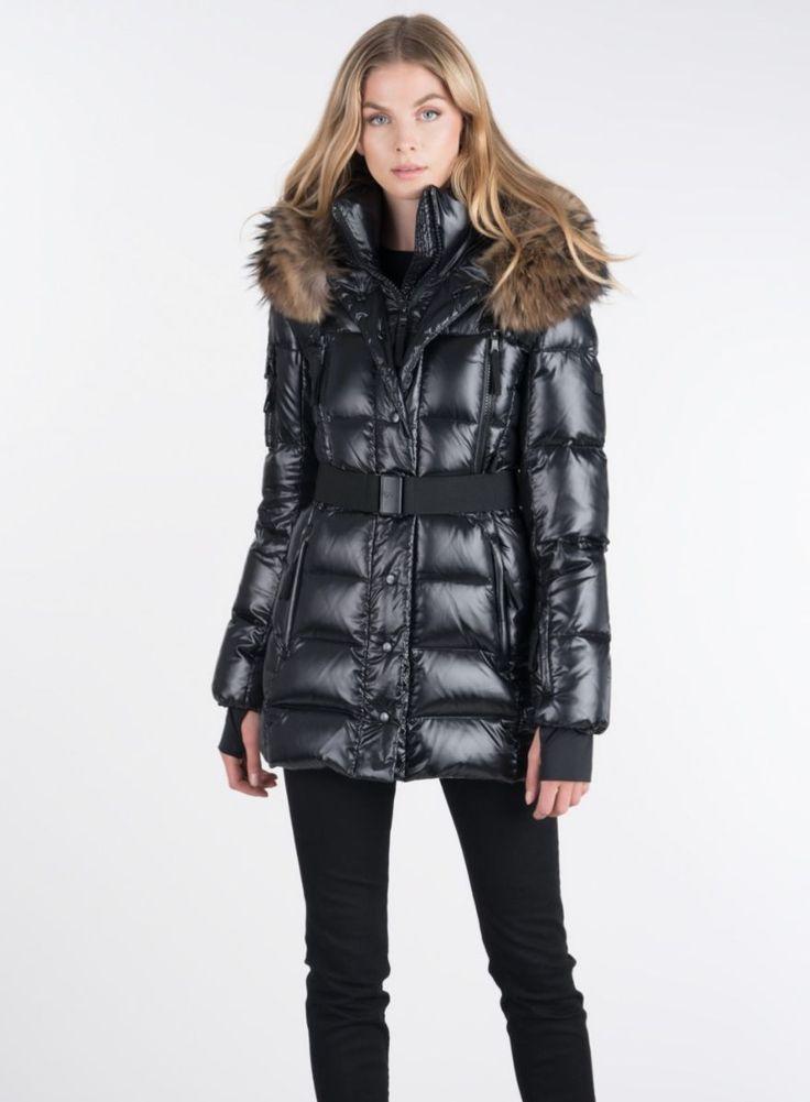 Down Feather Winter Coat Han Coats
