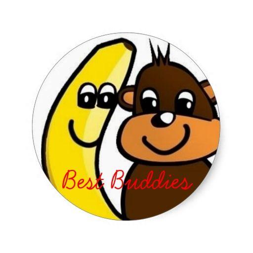 Best Buddies Sticker Design Stickers And Friends
