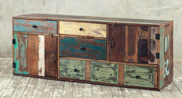 Mueble para TV Art 5214 140x35x60cm