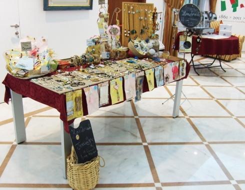 bazaar display idea