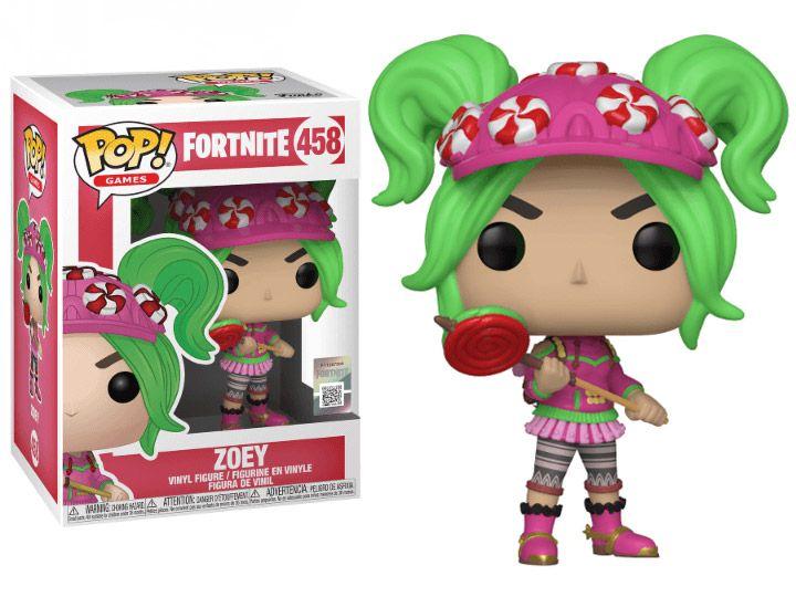 Funko POP Vinyl Fortnite S2 Zoey