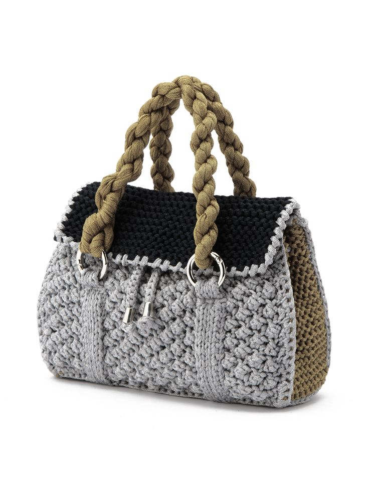 Leapioperaie crochet bag