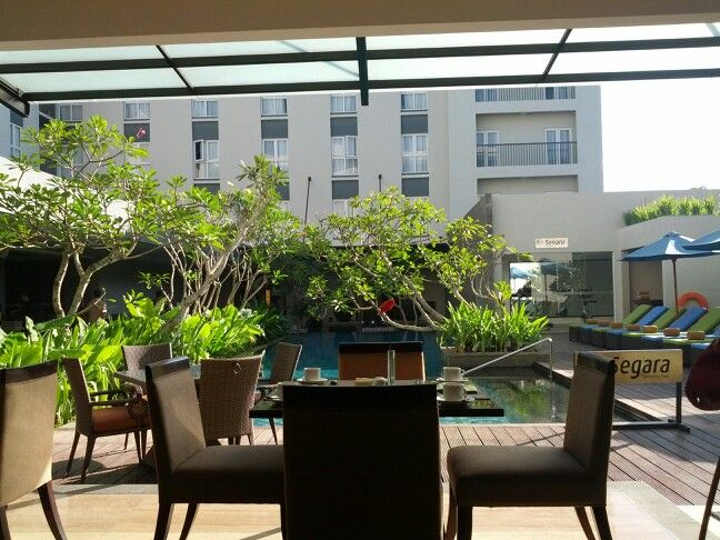 Santika Hotel, Mataram, Lombok, West Nusa Tenggara