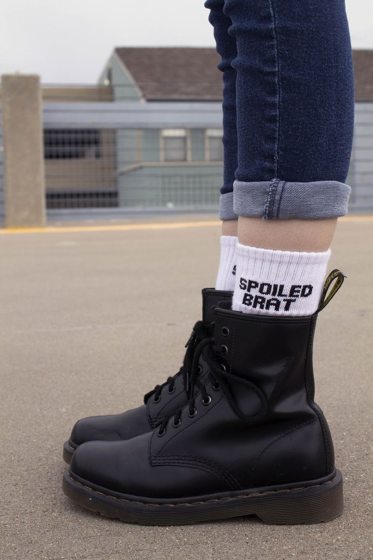 love these socks with text on them ive been seeing lately; anyone know where i could get a pair?