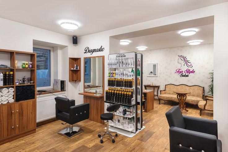 Top Style Salon - interiér