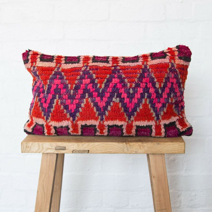 RAZZA-MATAZZ Boujad cushion