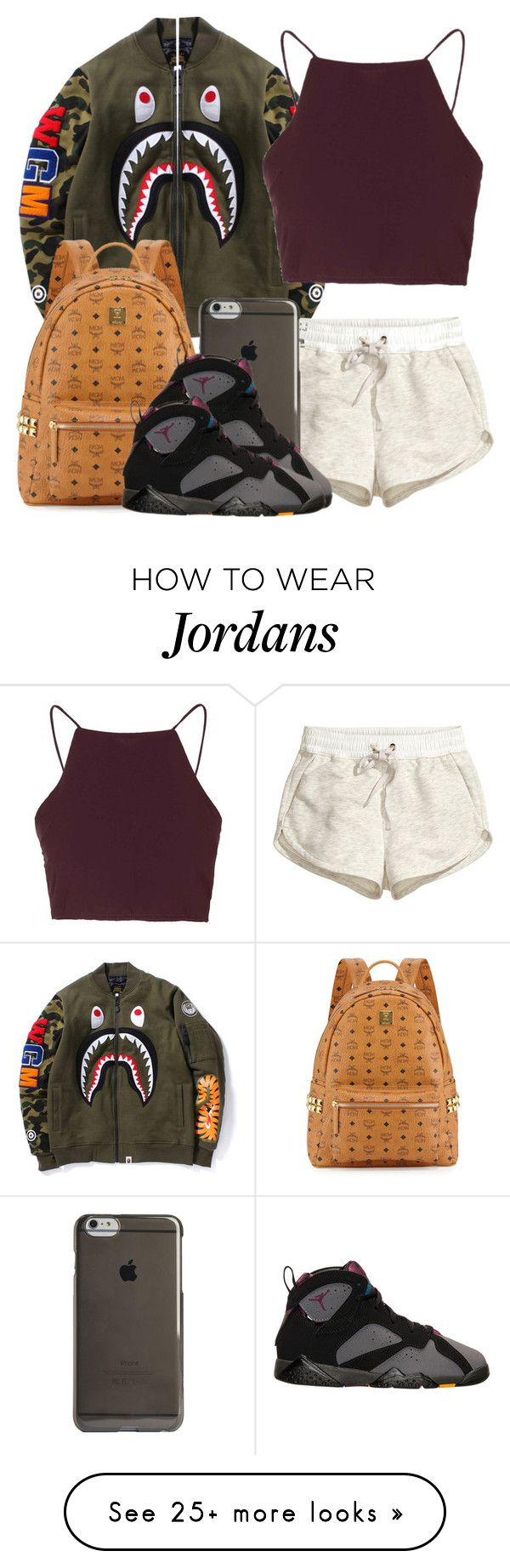 """Purple Reign // Future"" by luhariiee on Polyvore featuring Topshop, H&M, Agent 18, MCM, BP., women's clothing, women, female, woman and misses"