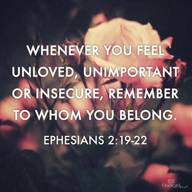 Ephesians 2:19-22: