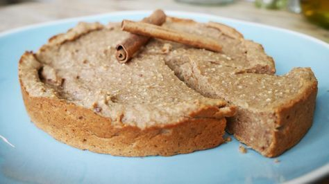 Kaneelcake! Veganistisch, suiker-, lactose- en glutenvrij