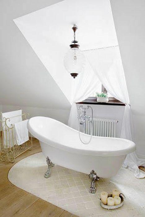 .White Bathroom