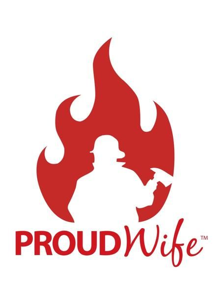 Exclusively for PROUD wives of our Firefighters!  Display your pride and show your support with our unique vinyl car window decal. It comes in Red or White.