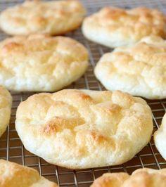 Le cloud bread : un petit pain sans glucides ni gluten