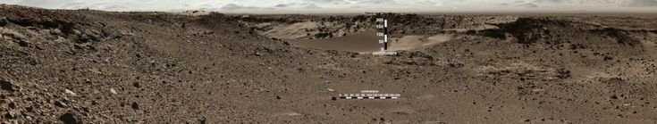 Images taken by the left-eye camera of the Mast Camera - Curiosity