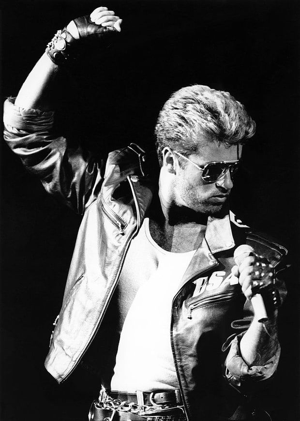 George Michael's Life in Pictures