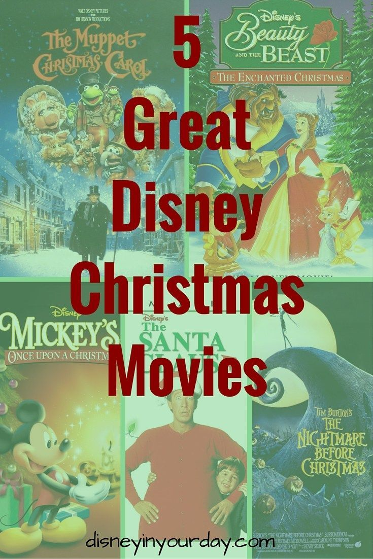 5 Great Disney Christmas Movies Disney In Your Day Disney Christmas Movies Disney Christmas Disney Christmas Vacation