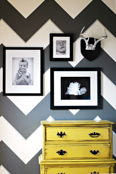 Ready To Paint Your Walls? - Painting stripes on walls and other tips.