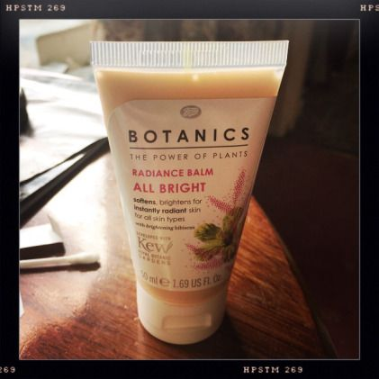 Boots Botanics All Bright Balm