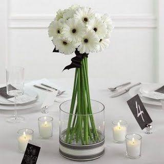 decoracao mesa de casamento simples 1