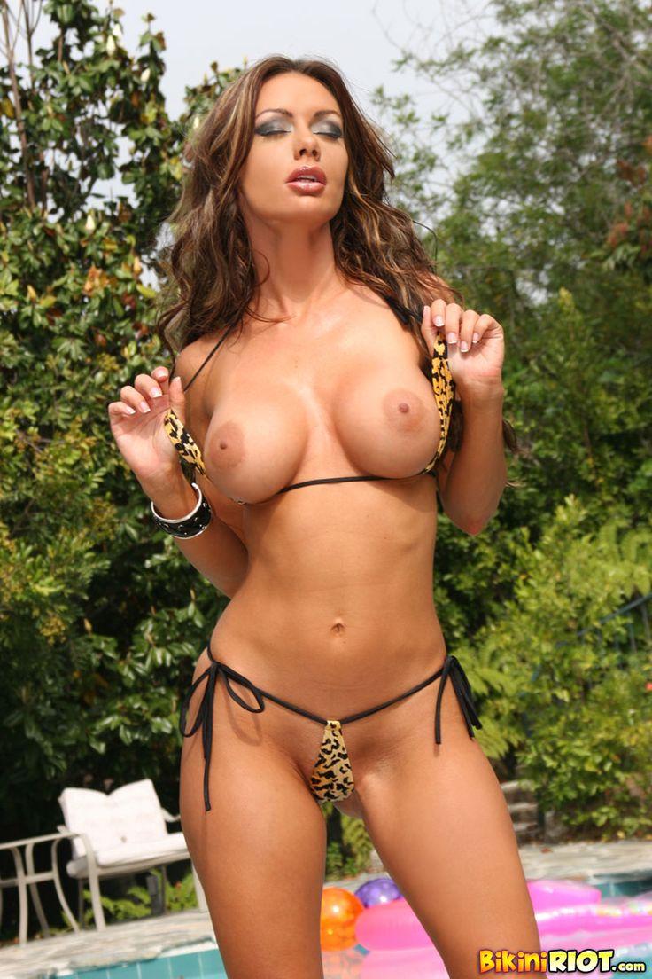 1980 s busty bikinis girl
