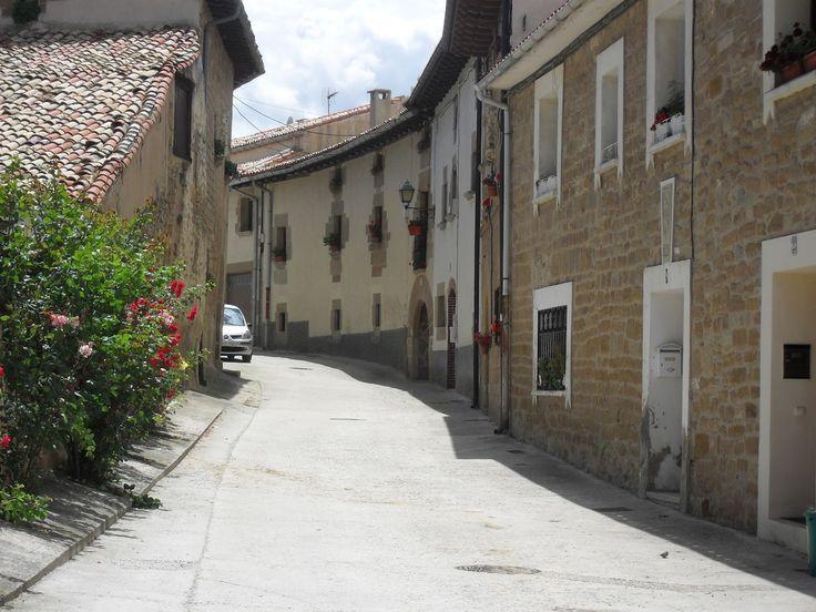 Zariquiegui, Navarra, Camino de Santiago
