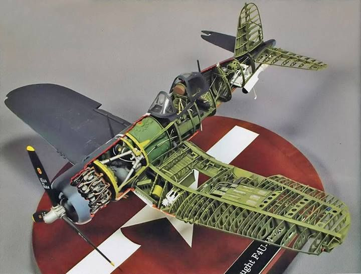 Incredible work Corsair Model.
