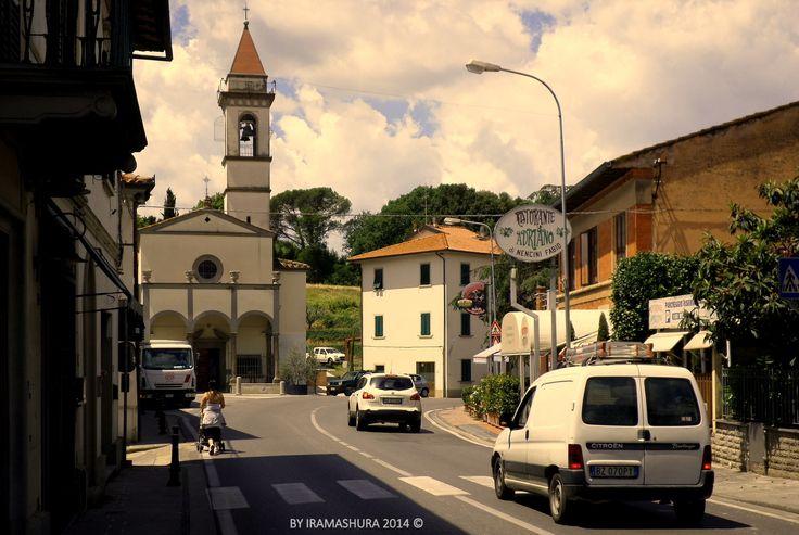 CERRETO GUIDI, TOSCANA, ITALIA by IRAMASHURA, 2014