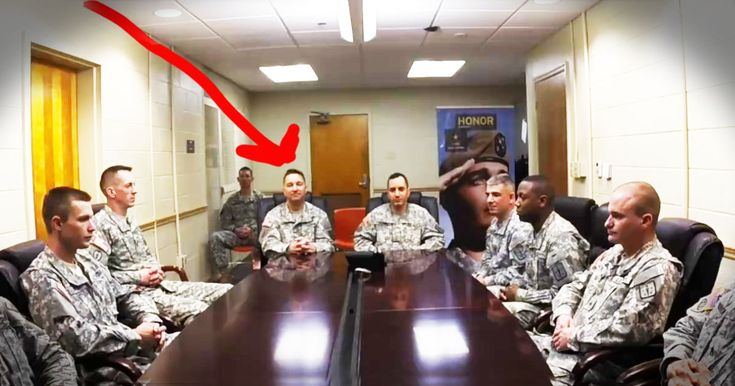 Nobody likes being stuck in boring meetings, especially these soldiers. And how they brightened this one up with a crazy amazing cover of 'It's Alright' put the biggest smile on my face. I just love watching these heroes have a good time! And WOW are they ever talented!