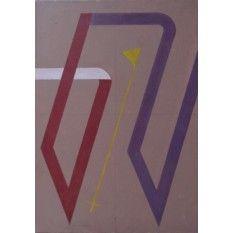 Virgil PREDA (1923-2011) - Inscriptie 1 (1997)
