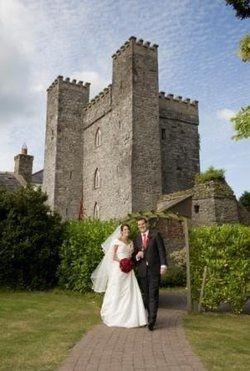 Barberstown Castle Bride