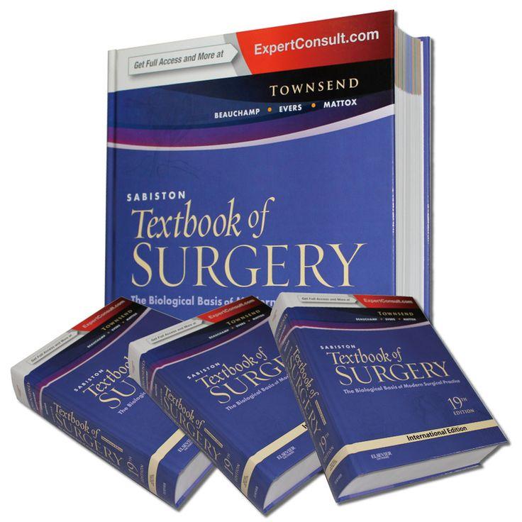 Sabiston Textbook of Surgery 19th Edition PDF Textbook