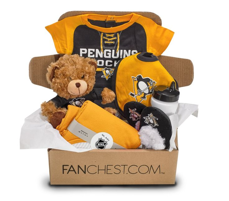 Baby Girl Pittsburgh Penguins Clothes