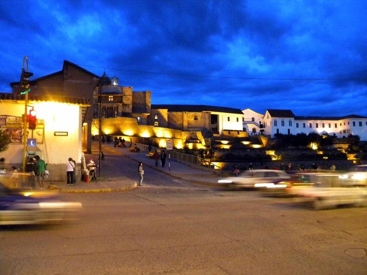 Pôr do Sol - Cuzco - Peru