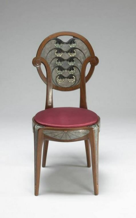 ART DECO CHAIR | Art Deco Chair by Clément Rousseau 1925 | www.bocadolobo.com/ #luxuryfurniture #designfurniture