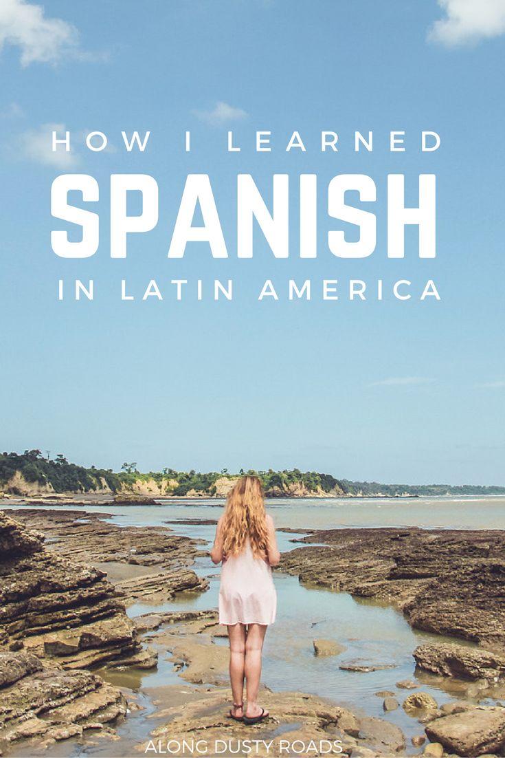 Learning spanish latin america love