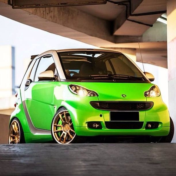 291 Best Smart Fortwo Images On Pinterest Car Cars And Engine