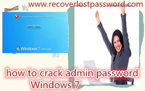Do you know how to crack admin password Windows 7 when you lost it? You can actually make use of the SmartKey Windows Password Recovery to do that. #Windows