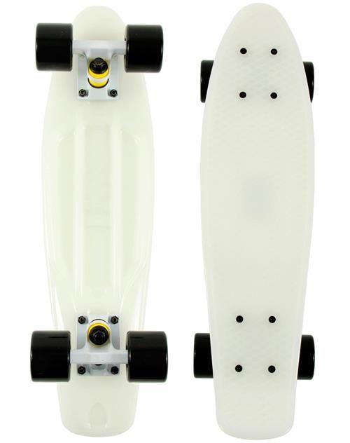 Naked Glow Deluxe Skateboard