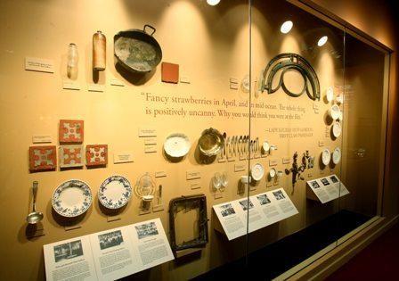 treasures recovered from the titanic - Google zoeken