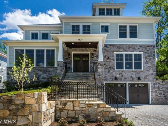 For sale: $2,199,000. Just Completed! Brand new high end construction by Classic Cottages in the heart of Country Club Hills! Loads of upgrades including whole house sound, quartz and butcher block counters, Thermador and Subzero appliances, sun room with wet bar, and more. Must See!