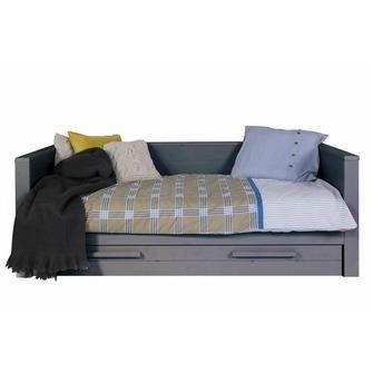 WOOOD bedbank Dennis 101x219x73 cm | Bedden & boxsprings | Slapen | Meubelen | KARWEI