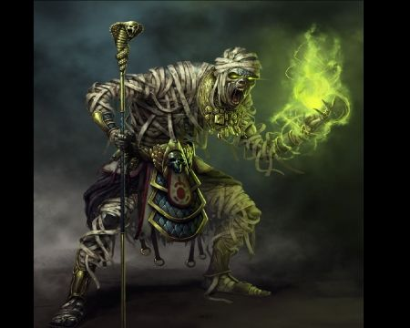 Diderius the Mummy Lord