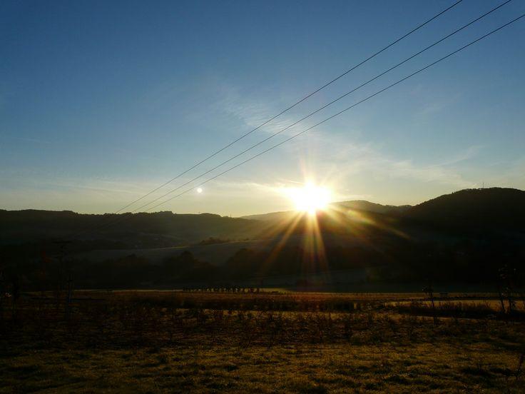 Autumn sunrise ♥