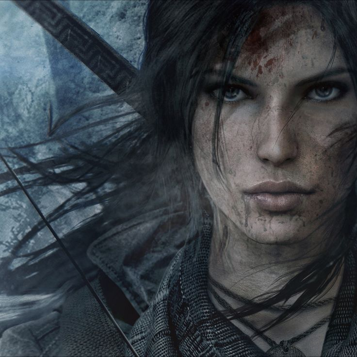 Tomb Rider Wallpaper: 347 Best Images About Lara Croft On Pinterest