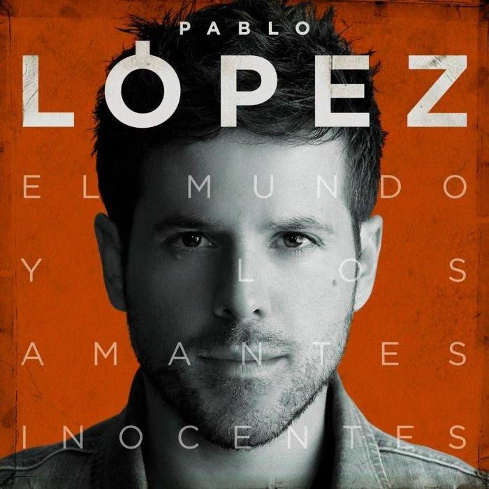 El próximo viernes Pablo Lopéz en concierto!