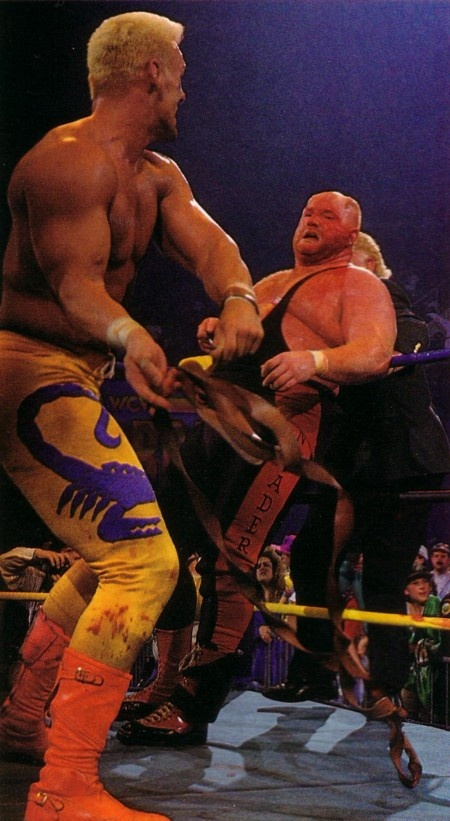 Sting vs. Vader
